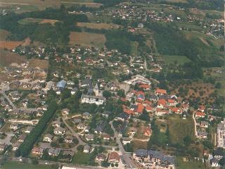 Gilly en Savoie Zones d activits